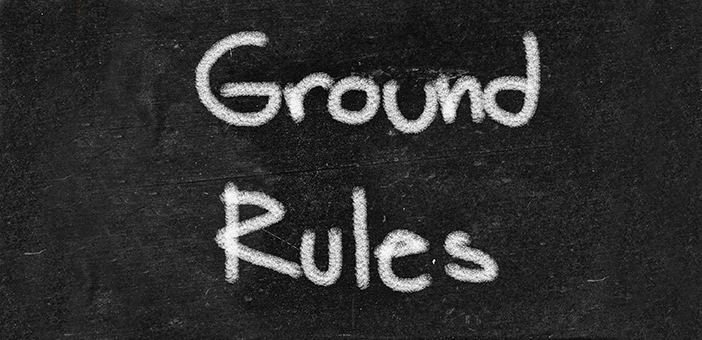 Ground rules for teenage dating