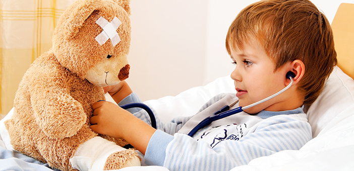 When is a child too sick to go to daycare?