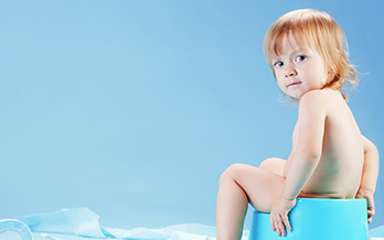 Infant potty training: What it is and how to do it