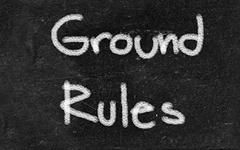 Setting Ground rules for nanny care